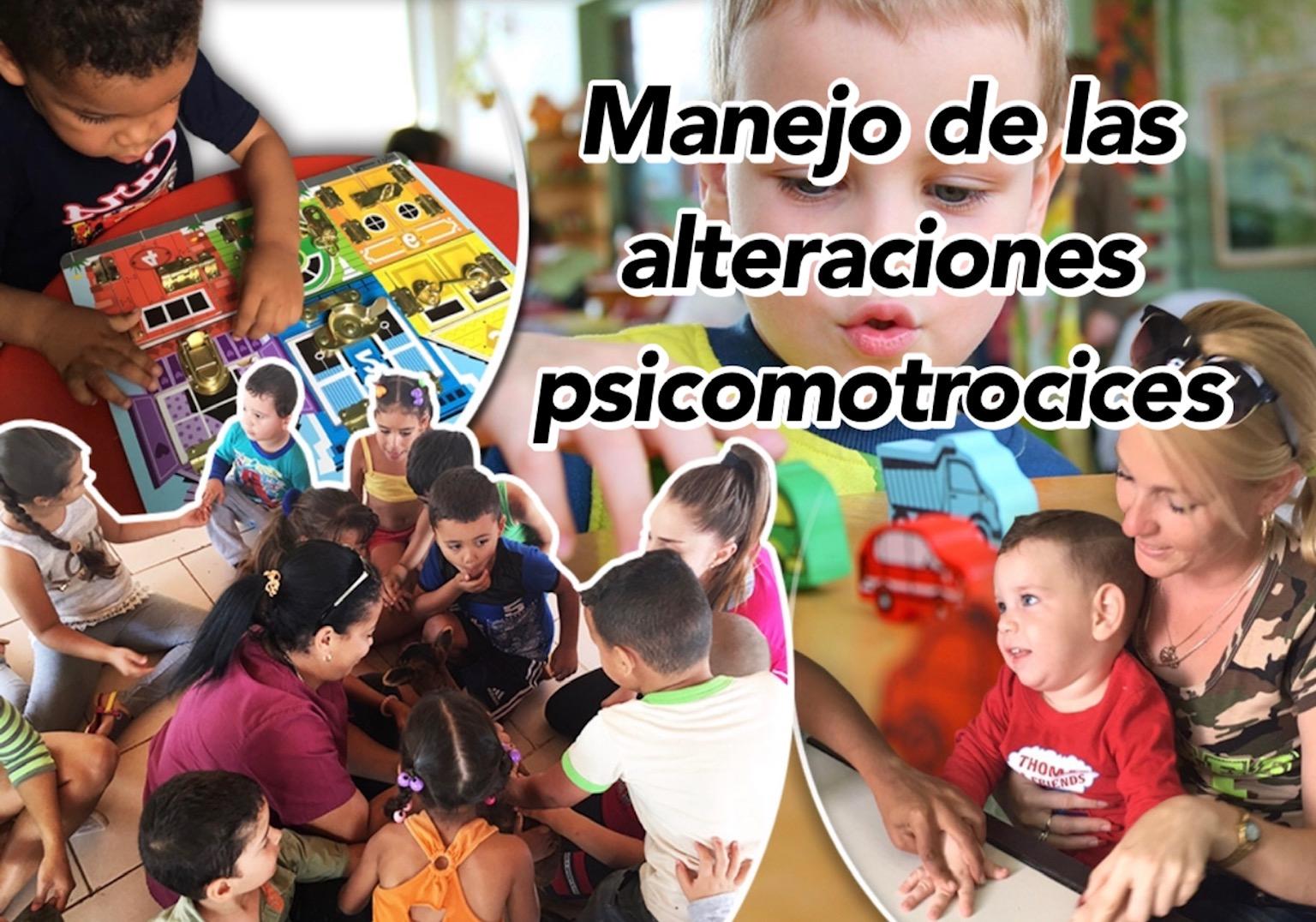 Course Image Módulo V. Manejo de las Alteraciones Psicomotrices
