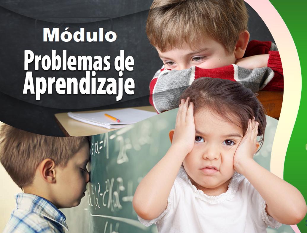 Course Image Módulo VI-Problemas de Aprendizaje.