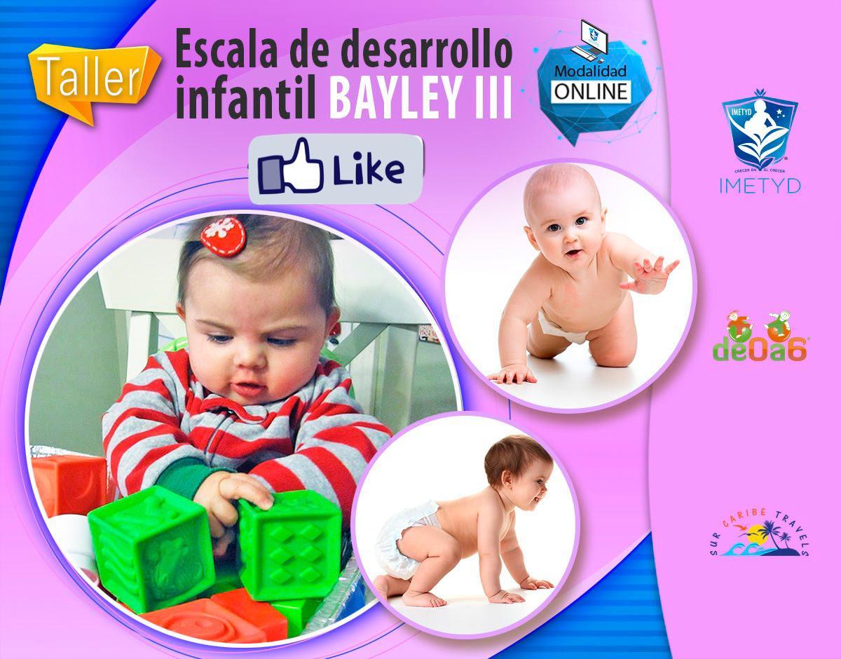 Course Image Módulo IX. Escala de desarrollo infantil BAYLEY III