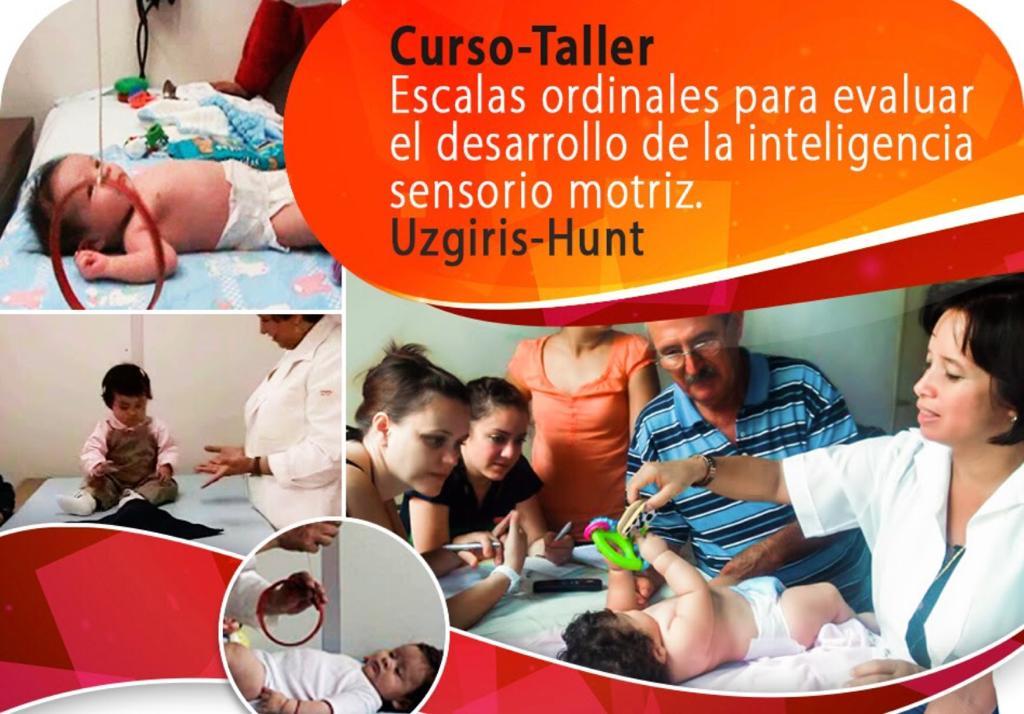 Course Image Uzgiris-Hunt Escalas ordinales para evaluar el desarrollo de la inteligencia sensorio motriz.
